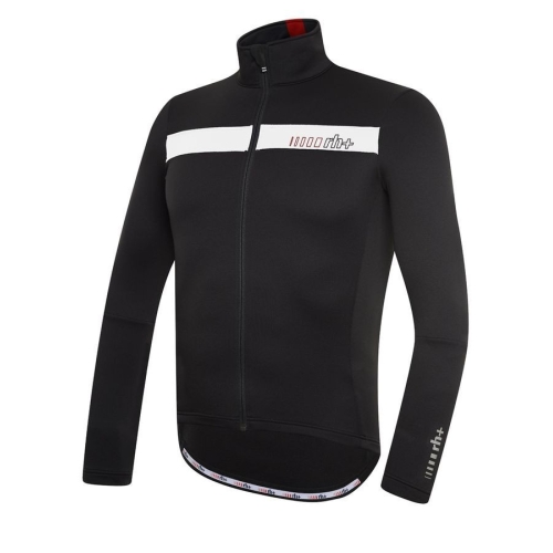 Logo Thermo Jersey black-white-red