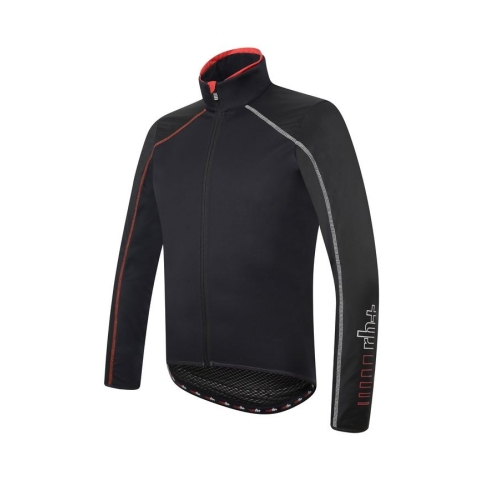 Zero AirX Jacket black-red-white