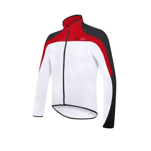 Space Thermo Jersey white-black-red