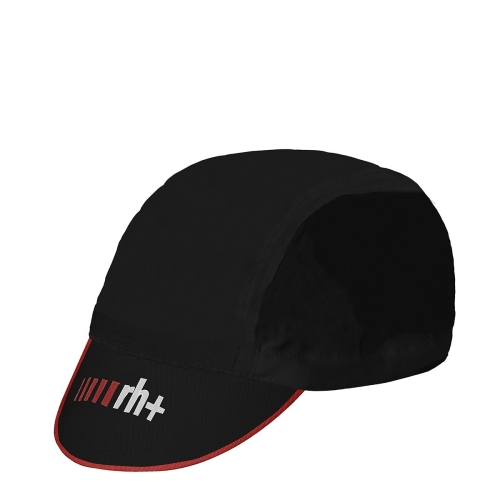 Fashion Lab Cycling Cap BLACK-RED